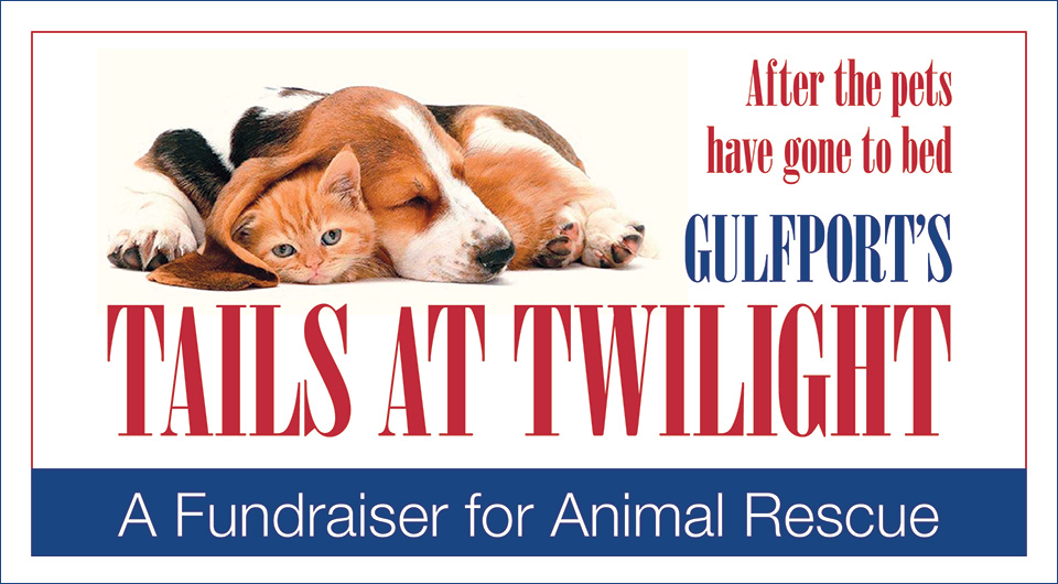 The Get Rescued evening celebration, Tails at Twilight